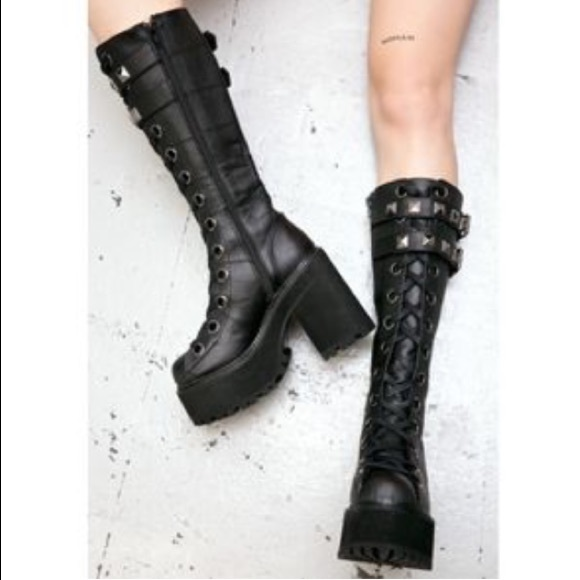 Demonia Shoes   Demonia Assault 22